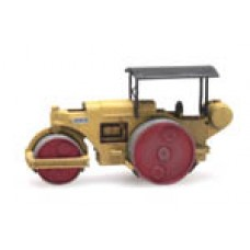 316057 Painted Road Roller Yellow